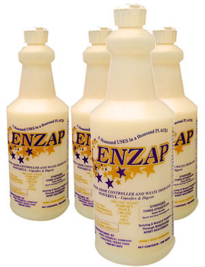 Enzap for Pets - Pet Odor Controller