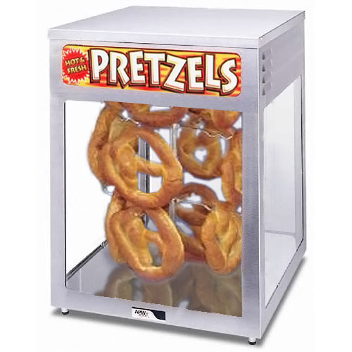 APW Wyott Pretzel Display Rack 217215-46