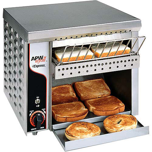 APW Wyott Radiant Conveyor Toaster - 300 Slices AT EXPRESS