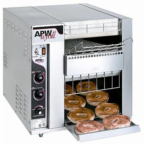 APW Wyott Bagel Master Conveyor Toaster - 1400 Slices BT-15-2