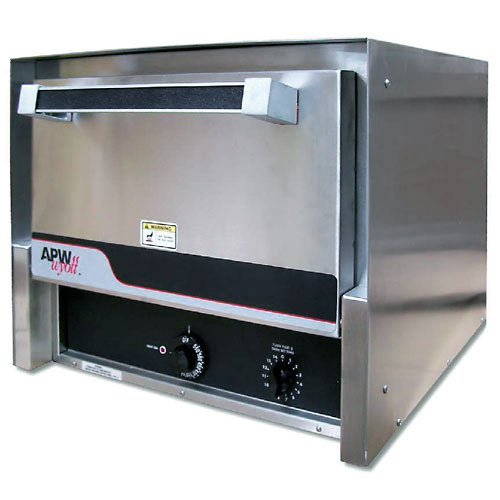 APW Wyott Countertop Electric Deck Oven CDO-18