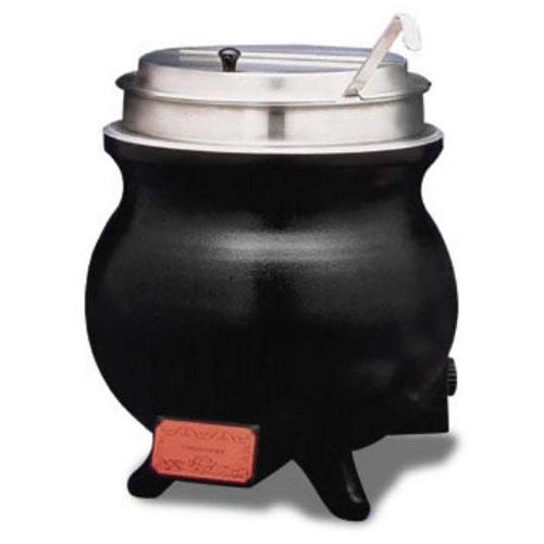 APW Wyott Countertop Round Kettle Cooker/Warmer CWK-1 PKG