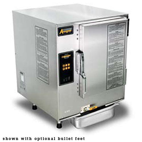 Accutemp Evolution Electric Boilerless Convection Countertop Steamer - 6 Pan E62081E060