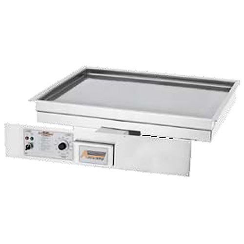 "Accutemp Accu-Steam™ Electric/Steam-Heated Drop-In Griddle 36"" EGD4803B3600-00"