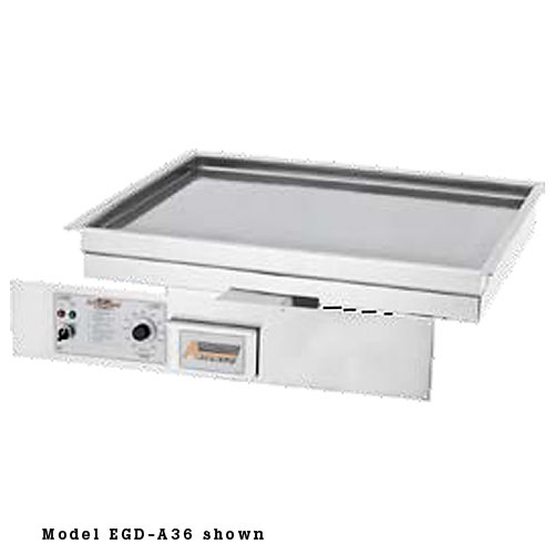 "Accutemp Accu-Steam™ Electric/Steam-Heated Drop-In Griddle 48"" EGD4803B4800-00"