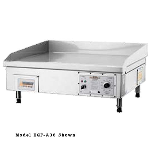 "Accutemp Accu-Steam™ Electric/Steam-Heated Tabletop Griddle 48"" EGF2083A4850-T1"