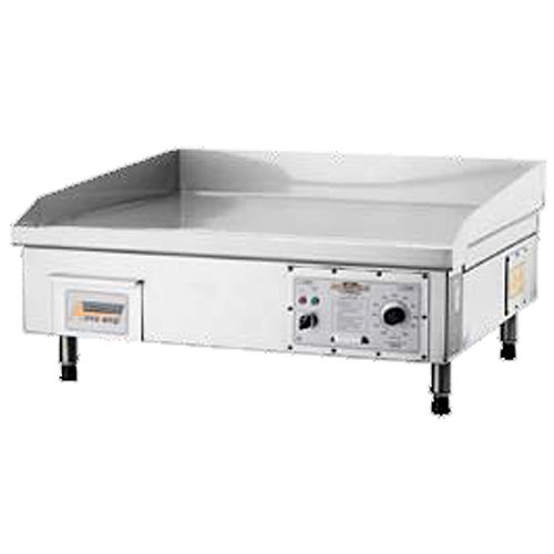 "Accutemp Accu-Steam™ Electric/Steam-Heated Tabletop Griddle 36"" EGF2083A3650-T1"