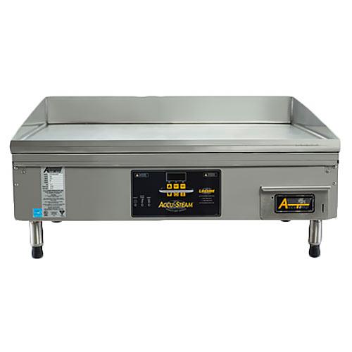 """Accutemp Accu-Steam™ Electric/Steam-Heated Tabletop Griddle 48"""" EGF2083A4850-T1"""