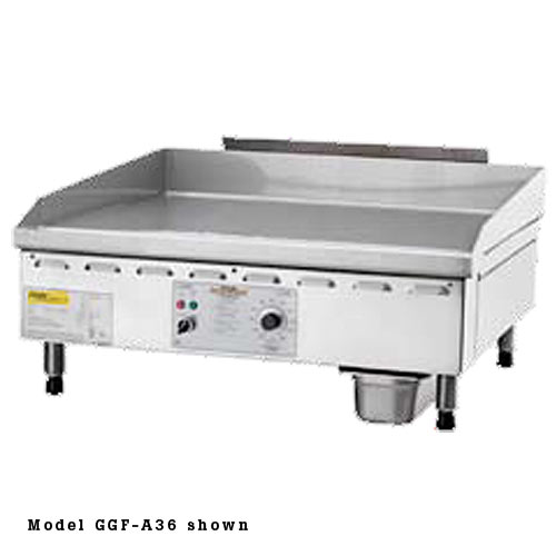 "Accutemp Accu-Steam™ Gas/Steam-Heated Tabletop Griddle 48"" GGF1201A4850-T1"