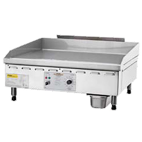 "Accutemp Accu-Steam™ Gas/Steam-Heated Tabletop Griddle 36"" GGF1201A3650-T1"