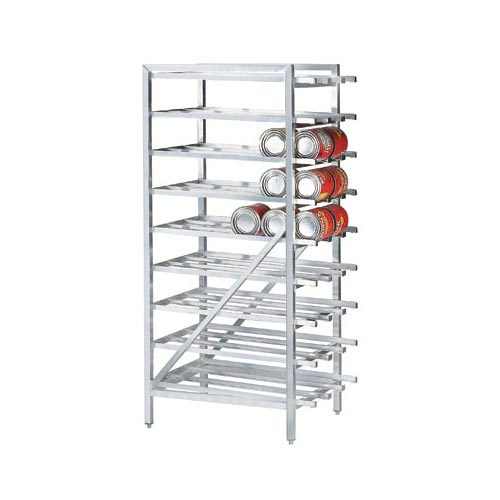 Advance Tabco Can Rack CR10-162