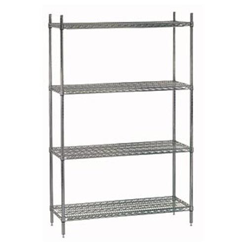 Advance Tabco Wire Shelving Unit ECC-1848