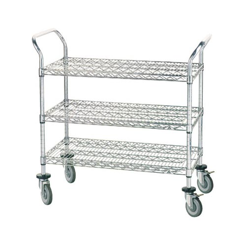 Advance Tabco Wire Utility Cart WUC-1836R