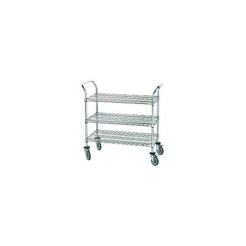 Advance Tabco Wire UtilitP Cart WUC-1836R