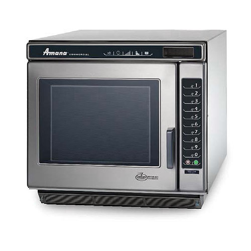 Amana Heavy Volume Commercial Microwave -1700 Watt w/ Touch controls RC17S2