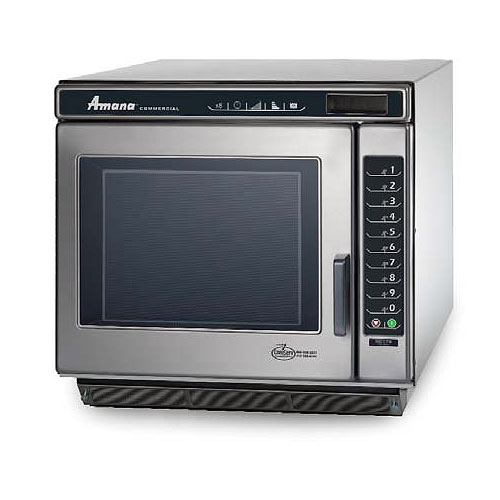 Amana Heavy Volume Commercial Microwave -2200 Watt w/ Touch controls RC22S2