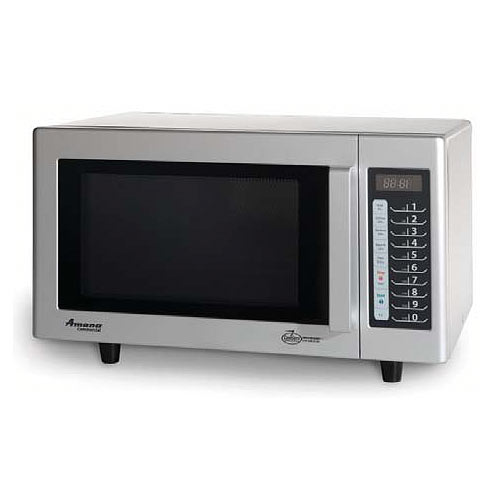 Amana Low Volume Commercial Microwave -1000 Watt w/ Touch controls RMS10TS