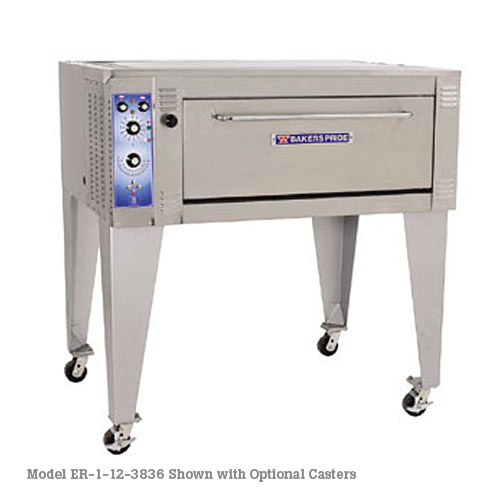 Baker's Pride Single Electric Bake Deck Oven EB-1-8-3836