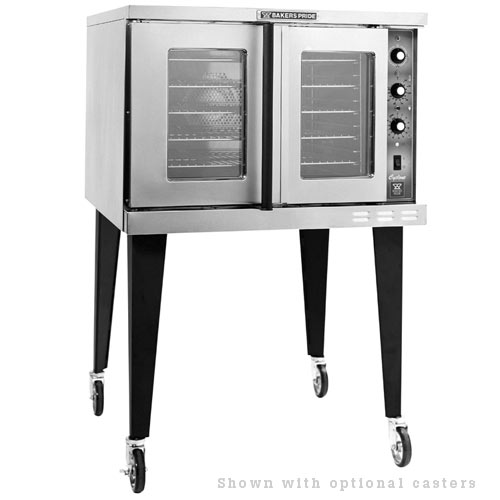 Baker's Pride Cyclone Single Gas Convection Oven GDCO-G1