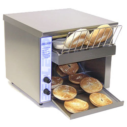 Belleco Junior Conveyor Bagel Toaster - 500 Halves p/hr JT1-B