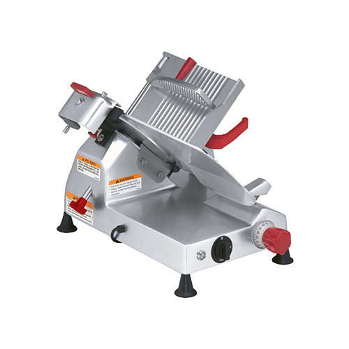 "Berkel Manual Gravity Feed Economy Slicer - 10"" Knife 825A"