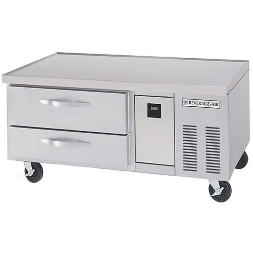 "Beverage Air 52"" Chefs Base - 2 Drawers WTRCS52-1"