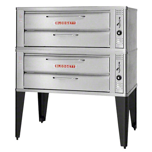 Blodgett Countertop Double Gas Deck Oven 911 DOUBLE