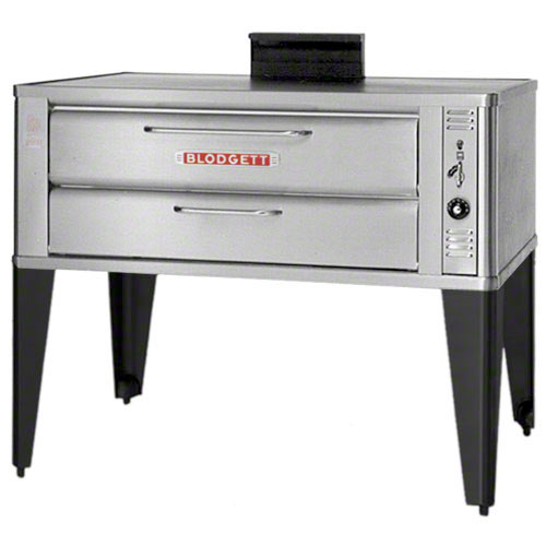 Blodgett Countertop Gas Deck Oven 911 SINGLE