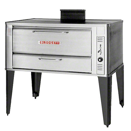 "Blodgett Single Gas Deck Oven - 12"" H 951 SINGLE"
