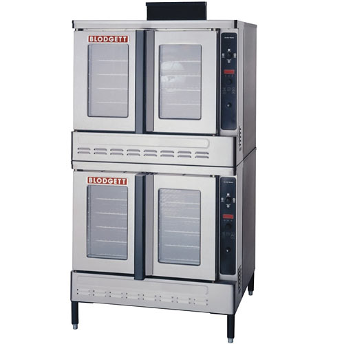 Blodgett Full-size Double Dual Flow Gas Convection Oven DFG-100 DBL