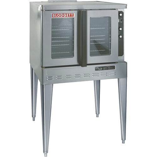 Blodgett Full-size Dual Flow Gas Convection Oven DFG-100 SGL