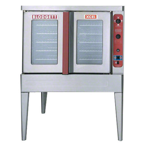 Blodgett Full-size Dual Flow Gas Convection Oven DFG100XCEL SINGL