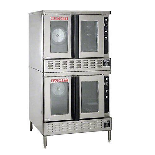 Blodgett Full-size Double Dual Flow Gas Convection Oven DFG-200 DBL