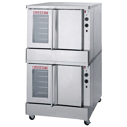 Blodgett Sho Series Full Size Double Electric Convection Oven SHO-100-E DBL