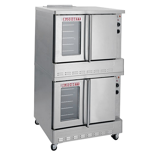 Blodgett Sho Series Full Size Double Gas Convection Oven SHO-100-G DBL