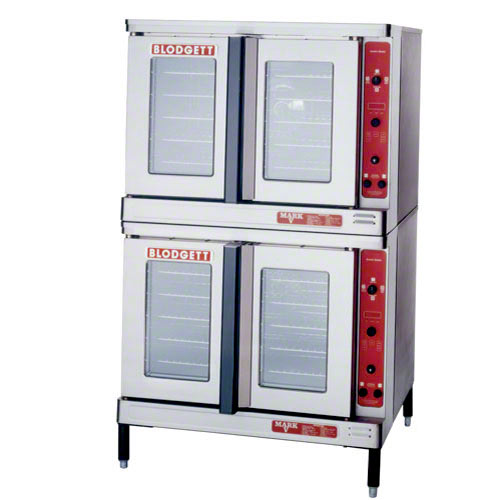 Blodgett Full-size Double Electric Convection Oven MARK V-100 DBL