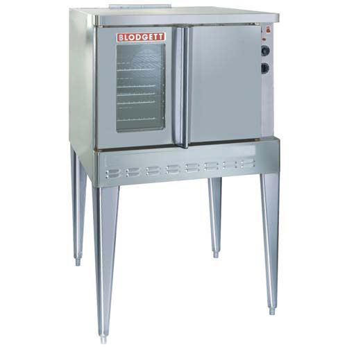 "Blodgett Sho Series 38"" Single Gas Convection Oven SHO-100-G SGL"