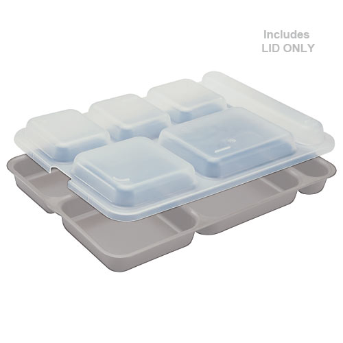Cambro Separator Compartment Tray Co-Polymer Lid 10146DCPC190