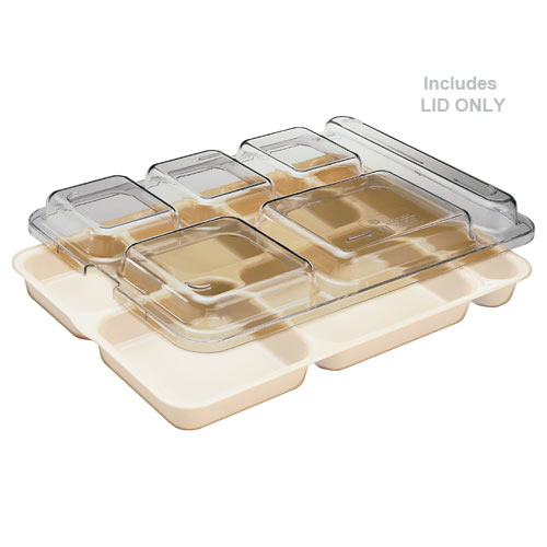 Cambro Separator Compartment Tray Camwear Lid 10146DCWC135