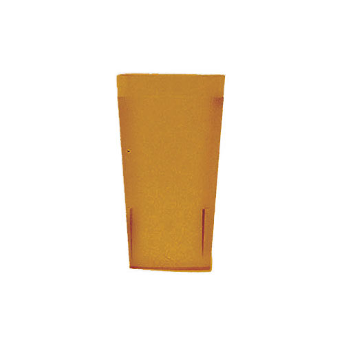 Cambro Camwear Stackable Tumblers 48/PK - Amber 13 oz 1200CW153