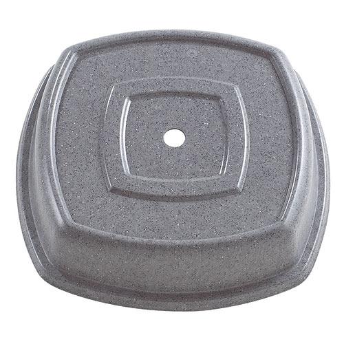"""Cambro Square Versa Camcovers® 12 1/8"""" - Granite Gray 1212SQVS191"""