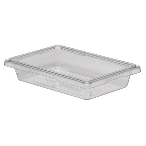 Cambro Half Size Camwear Food Box - 1 3/4 gal  12183CW135