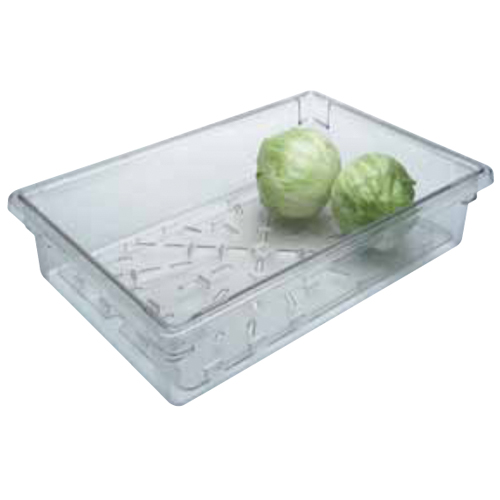 "Cambro Camwear Drain Shelves for 12"" x 18"" Food Boxes 1218DSCW135"