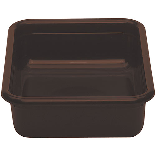 "Cambro Regal Cambox® 15"" x 20"" - Dark Brown 1520CBR131"