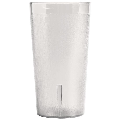 Cambro Camwear Stackable Tumblers 48/PK - Clear 16 oz 1600CW152