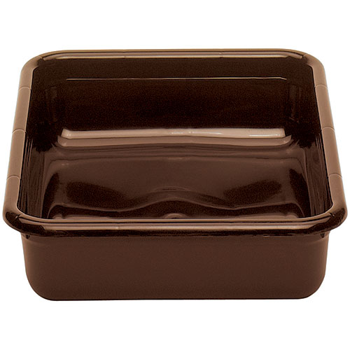 "Cambro Poly Cambox® 17"" x 22"" - Dark Brown 1722CBP131"