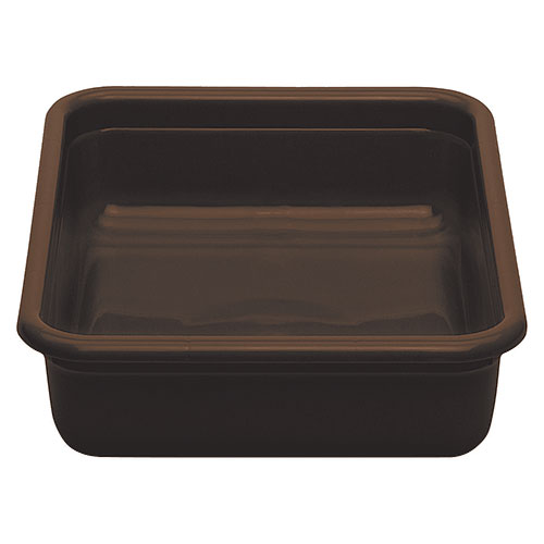 "Cambro Regal Cambox® 17"" x 22"" - Dark Brown 1722CBR131"