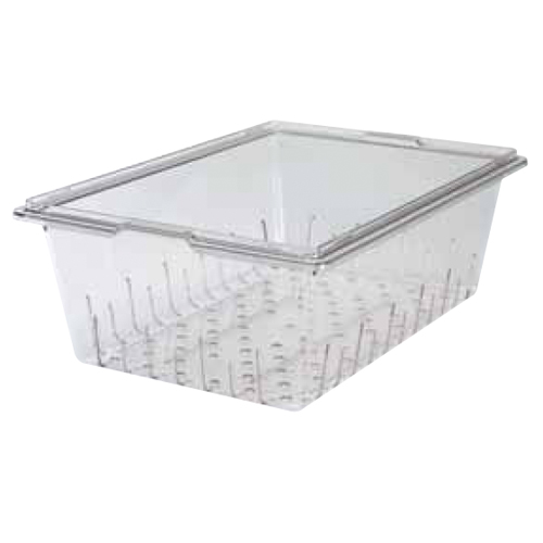 "Cambro Camwear Colander for 9"" & 15"" Deep Food Boxes  18268CLRCW135"