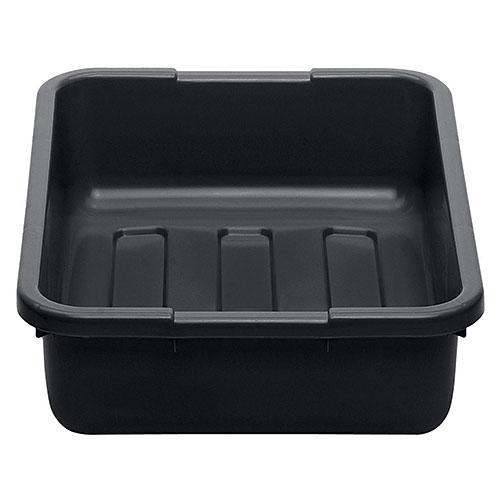 "Cambro Poly Cambox® 15"" x 21"" x 5""- Black 21155CBP110"