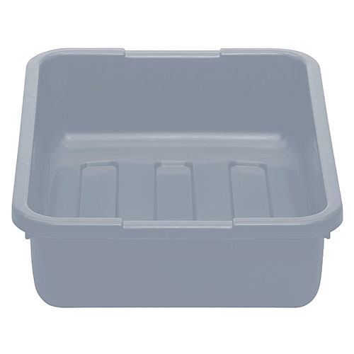 "Cambro Poly Cambox® 15"" x 21"" x 5"" - Light Gray 21155CBP180"